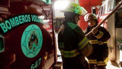 Plan del Fuego: cambian los pagos a bomberos