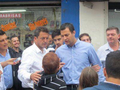 Massa en Escobar: