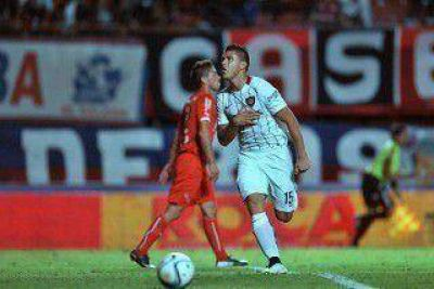 Independiente perdió con San Lorenzo