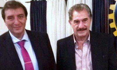 Federico Storani manifestó su apoyo al precandidato a intendente Ricardo Cerna