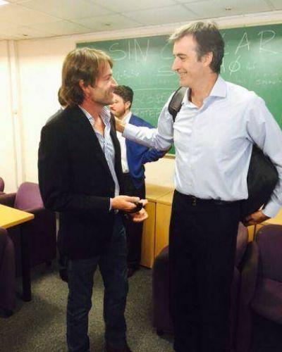 Los equipos técnicos de Tomy Dunster avanzan con la educación en Quilmes