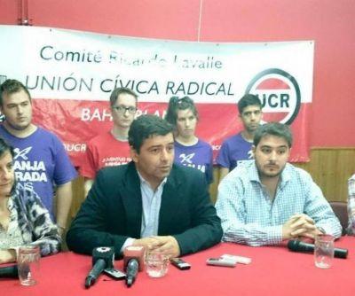 Quieren unificar las listas de la UCR bajo la figura de Álvarez Porte