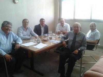 LENZI Y ABARCA EN EL INSTITUTO NACIONAL DEL AGUA