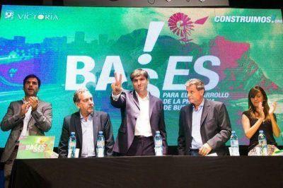 Fuerte apoyo de intendentes de la 5ª Sección a la candidatura de Bossio