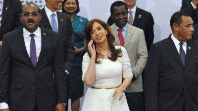 En su última Cumbre de las Américas, Cristina Kirchner defendió a Cuba y a Venezuela
