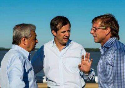 Dirigentes de la costa del Uruguay arman junto a Bahl