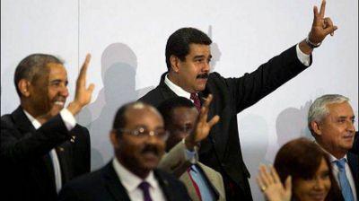 Obama y Maduro mantuvieron un encuentro privado durante la Cumbre de las Américas