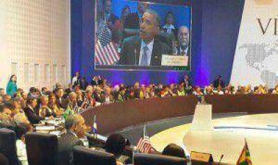 """Obama dijo que no pretende """"inmiscuirse"""" en políticas de ningún país, sólo señala lo que considera """"correcto"""""""
