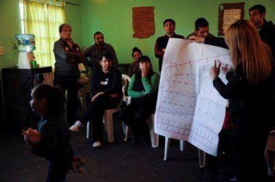 Se conform� nueva Junta Vecinal en un sector del Barrio San Benito