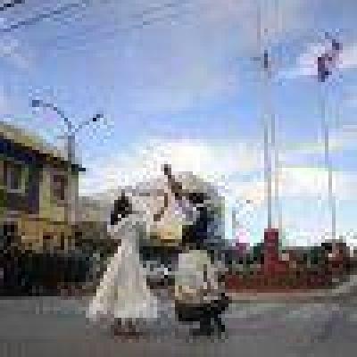 Se conmemoró el Día Nacional de la Zamba durante el izamiento