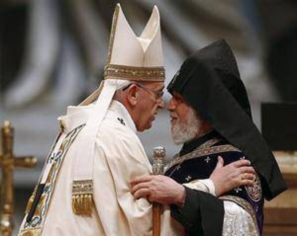 Sorpresa: el Papa habló de