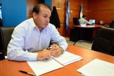 Rivero denunci� que aparentemente Petrobras levant� el horno para tratar residuos petroleros en Medanitos