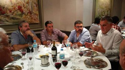 De la mano de Rodolfo Lopes, el viceministro de Desarrollo Social pasó por Bahía Blanca