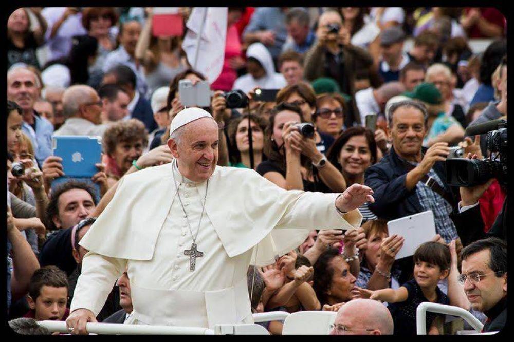 """""""El Papa Francisco es impredecible"""": Habla su encargada de seguridad"""