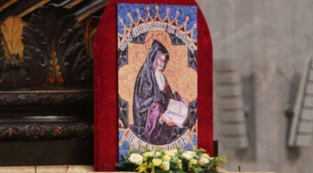 Papa Francisco proclamó nuevo Doctor de la Iglesia a San Gregorio de Narek