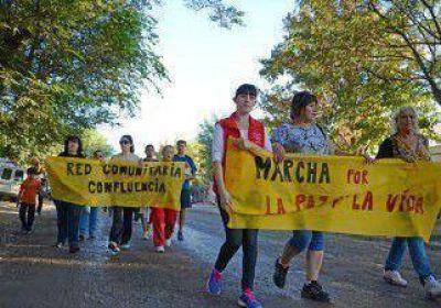 Confluencia: la violencia ya genera pánico en los chicos