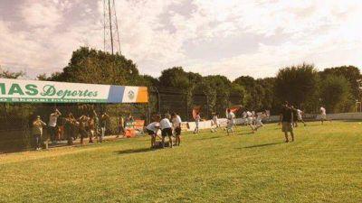 Círculo cayó 1 a 0 ante Sportsman en Carmen de Areco