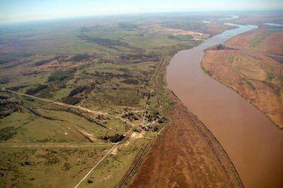 A fines de abril se retomará el monitoreo del río Gualeguay