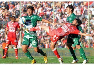 Desmemoriado: Sarmiento aprovechó un error de la defensa del Tate y se llevó los tres puntos