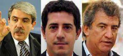 Gabinete y presidenciables K celebran triunfo en Salta