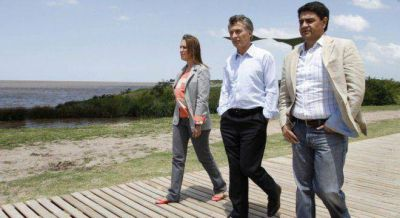 Jorge Macri acordó con Vidal y no le armará internas en el Conurbano