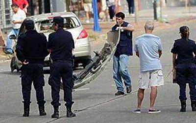 Picada fatal en Haedo: Piden excarcelar al conductor del auto