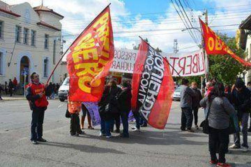 Partido obrero se mostr� contrario a la violencia sindical