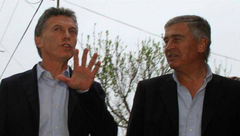 Por el veto mutuo entre Mestre y Juez, el PRO impulsa a Aguad