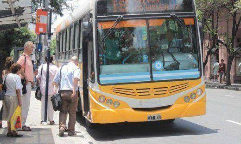 Con la intervención de UTA nacional, hubo acuerdo por conflicto de Autobuses