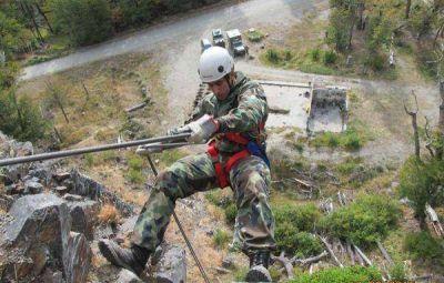 Infantes de Marina se adiestraron en baja montaña y monte austral