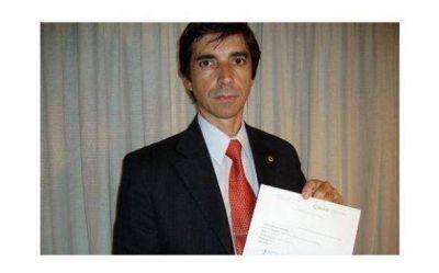 Duras críticas de Lagomarsino al presupuesto participativo: