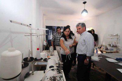 Poggi inauguró 20 empresas que se suman al tejido productivo de San Luis