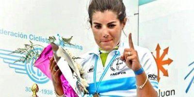 CICLISMO DE RUTA: Julia Sánchez Parma campeona nacional