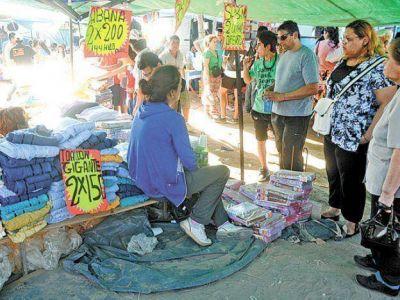 La Salada de Mendoza es un hormiguero: no hay servicios ni infraestructura