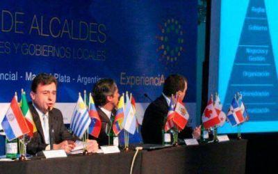 Mar del Plata será sede de la Cumbre Latinoamericana de Gobiernos Locales