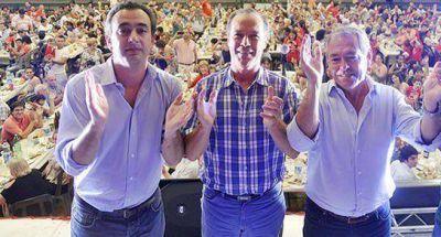 Arriba Rosario cierra su campaña