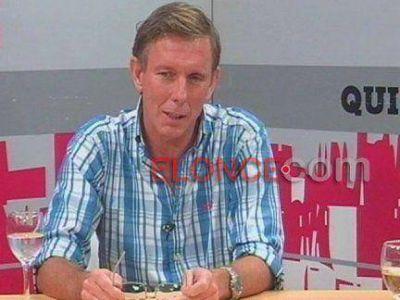 "Juan José Bahillo: ""Soy precandidato a gobernador de la provincia"""