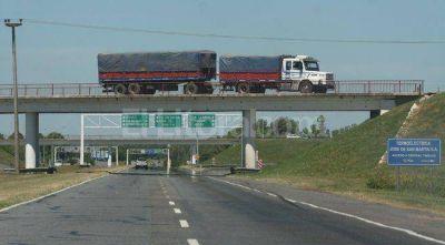 Construirán un tercer carril en la autopista Santa Fe-Rosario