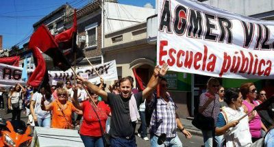 Agmer se moviliza al CGE por errores en liquidaciones de sueldos