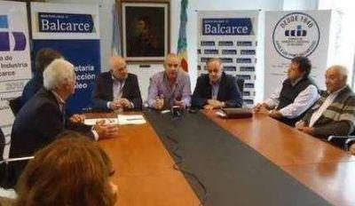 Política Se firmó convenio para la realización del centro comercial a cielo abierto