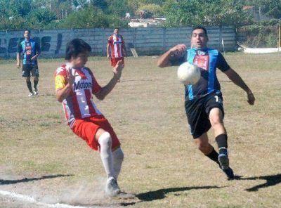 Amateur: Molinari, 1º de Mayo y Centenario lideran las posiciones