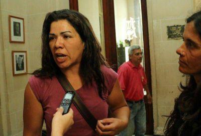 """La CCC protestó en el Municipio por la quita de vales de gas y le exigió que """"defina prioridades"""""""