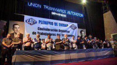 Los gremios del transporte abren la puerta al diálogo, pero amenazan con hacer un nuevo paro