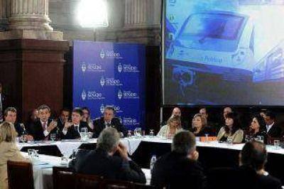 Obtuvo dictamen de comisiones el proyecto para reestatizar los trenes