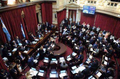 Con respaldo opositor, el Senado debatirá el proyecto estatización de los ferrocarriles