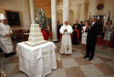 Benedicto XVI cumple este jueves 88 a�os