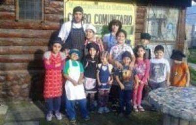 Talleres de cocina para niños y adolescentes