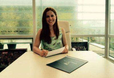 """Agustina Kämpfer firmó contrato para el """"Bailando"""""""