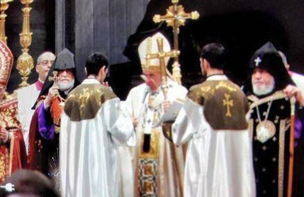 """Mons. Ñáñez califica como """"un regalo"""" la audiencia privada con el Papa"""