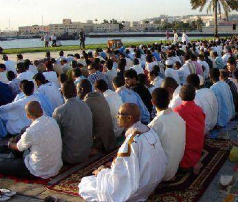 La población musulmana crece en las Islas